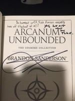Podman36's Arcanum Unbounded personalization